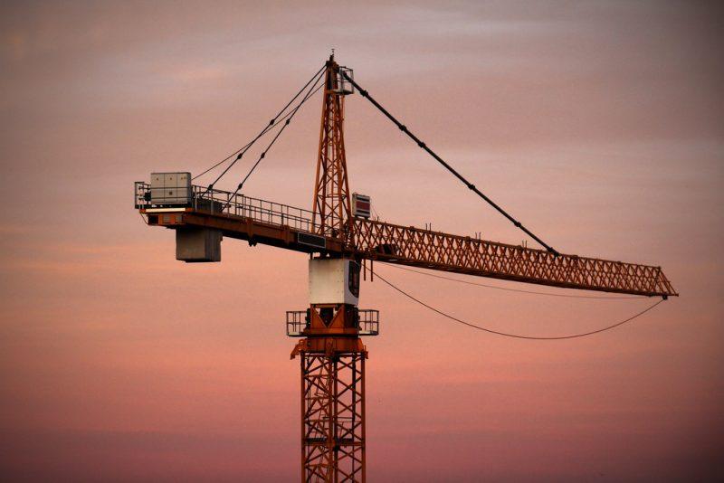 tower crane rental